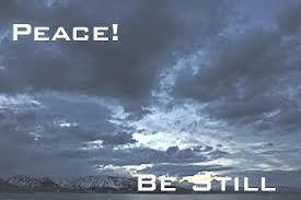 Peace Be Still