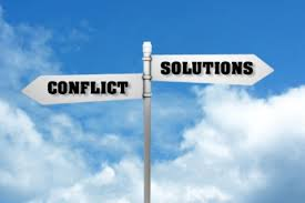 Conflict Or Solution