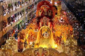 brazil's carnival 2014