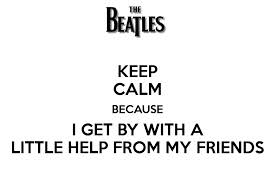 keep calm beatles