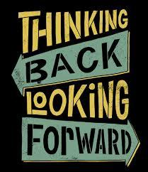thinking back