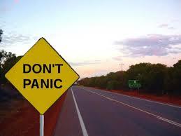 don't panic 1