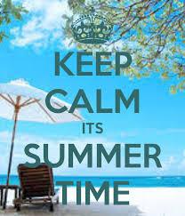 calm summer