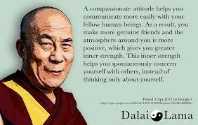 dalai lama's compassion