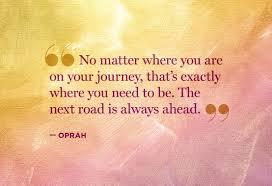 Oprah's Chance
