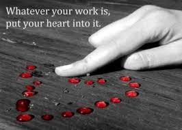 work heart