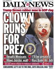 clown runs for pres